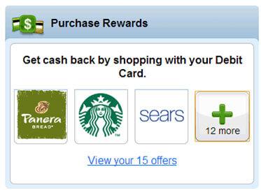 Purchase Rewards